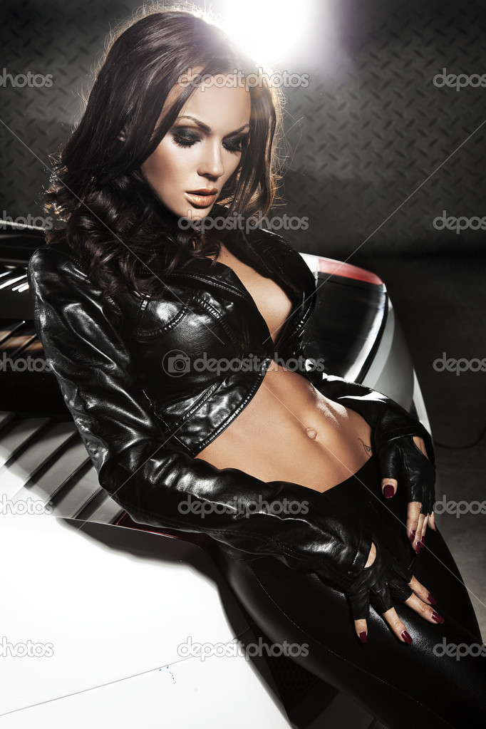 Sexy woman  — Stock Photo #4578840