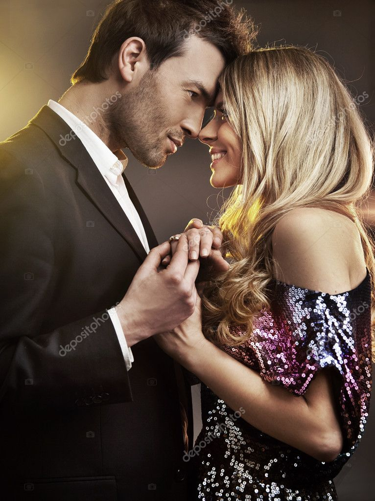 Young couple in love — Stock Photo #4897234