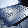 Photo of notebook computer — Stock Photo #5117982