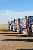 Cadillac Ranch — Stock Photo