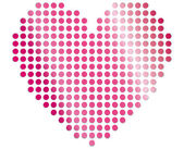 Heart Vector Illustration — Stockvector