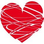Heart Vector Illustration — Stock Vector