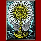 伝統的なキリスト教のシンボルのイラスト — ストックベクタ