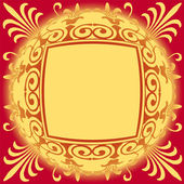 Illustration seamless background vector wallpaper — Stock Vector