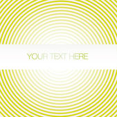 Background BANNER abstract with SAMPLE TEXT — Stock Vector