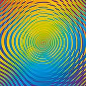 Spiral background vector illustration — Stock Vector