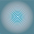 Spiral background vector illustration — Stock Vector