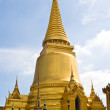 The Ancient Golden Chedi — Stock Photo