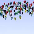 baloons — Stock Photo