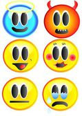 Smileys — Stock Photo