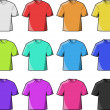 Stock Photo: T- Shirts