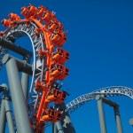 Roller Coaster — Stock Photo #3226125