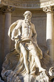 Neptune statue — Stock Photo