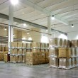 Warehouse — Foto Stock
