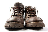 Old shoes — Stock Photo