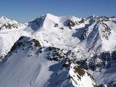 Montagne bianche — Foto Stock