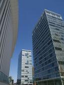 Buildings of European Parliament — Stock Photo