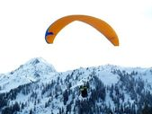 Paraglide — Stock Photo