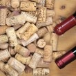 Royalty-Free Stock Photo: Corks on a heap