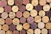 Stacked corks — Stock Photo
