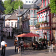 Market place in Idstein — Stock Photo