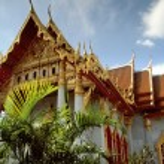 Buddhist temple — Stock Photo #3571568