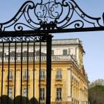 Palace of Esterhazy — Stock Photo