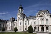 Palace of Festetics in Keszthely — Stock Photo