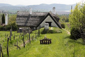 Farmhouse at Lake Balaton — Stock Photo