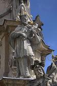 The Holy Trinity Column — Stock Photo