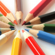 Colored pencils — Stock Photo #3334087