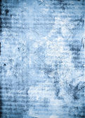 Grunge background blue lines — Stockfoto