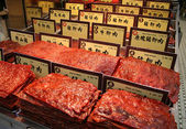 Chinese Preserved Meat — Stock Photo