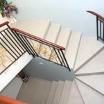 Spiraling Staircase — Stock Photo