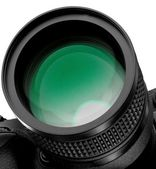 Camera lense — Stock Photo