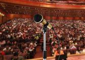 Seminar Hall — Stock Photo
