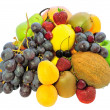 Foto Stock: Isolated fruit