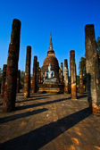 Sukhothai Sacred Sanctuary — Stock Photo
