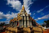 Mae Salong Sacred Sanctuary — Stock Photo