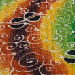 Colorful Batik - Stock Photo