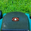 Lawn mover (top side, cut) — Stock Photo #3429034