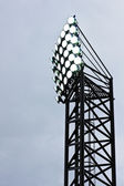 Stadium spotlight (Zoom) — Stock Photo