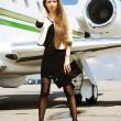 AirGirl — Stock Photo #3314439
