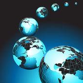 świat — Wektor stockowy