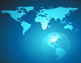 Mundo — Vetorial Stock