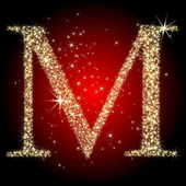 信星 m — 图库矢量图片