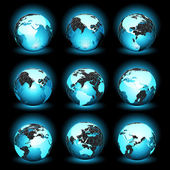 世界 — 图库矢量图片