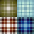 Royalty-Free Stock Vector Image: Tartan background