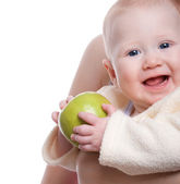 Sweet baby portrait — Stock Photo