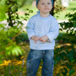 Royalty-Free Stock Photo: Little boy portrait